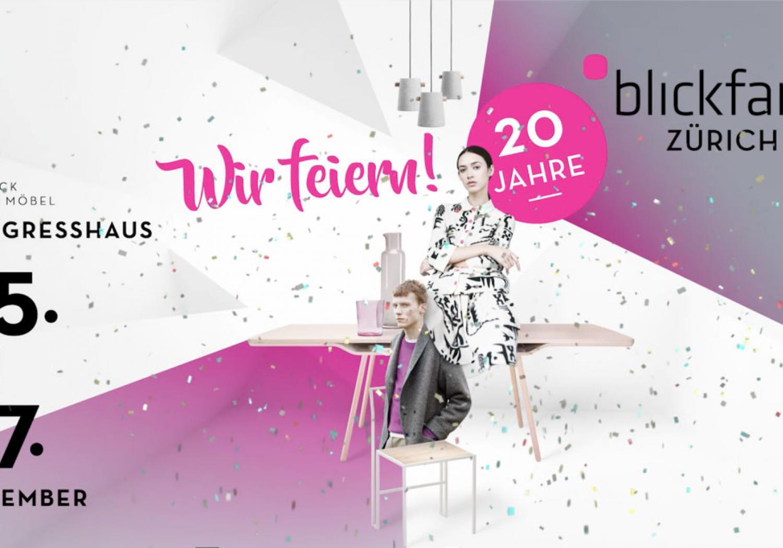 20 Jahre Blickfang Zürich