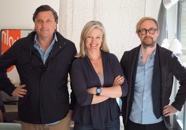 Mats Broberg, Anna Berg & Johan Riddersråle