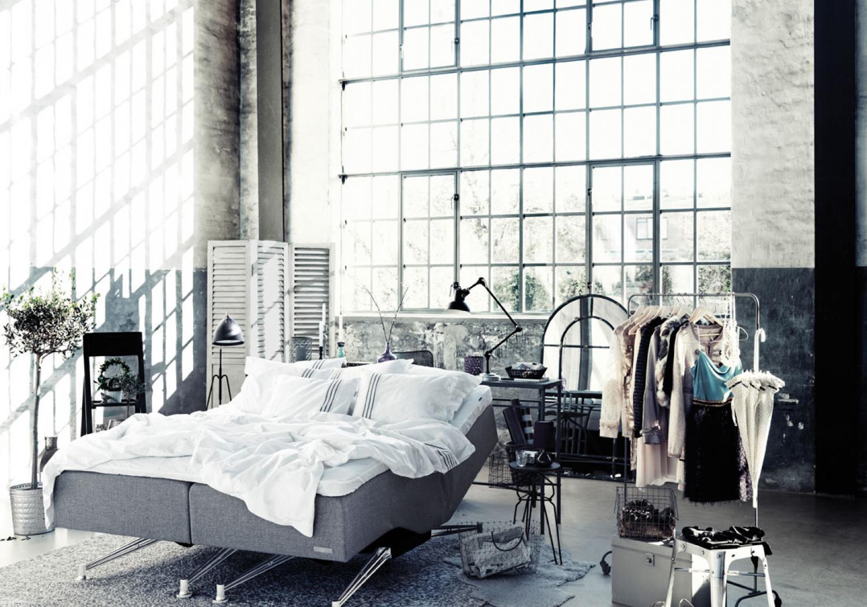 Vinga bed Carpe Diem Beds of Sweden - sleep nordic style