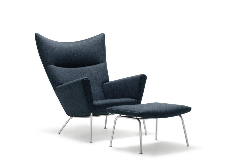 Wing Chair CH 445 - Hans J. Wegner - Carl Hansen & Søn