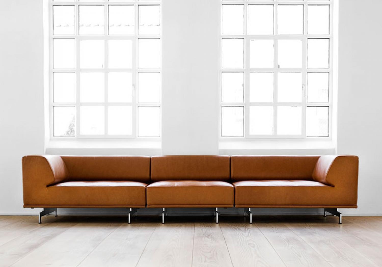 Delphi Sofa - Hannes Wettstein - Erik Jørgensen