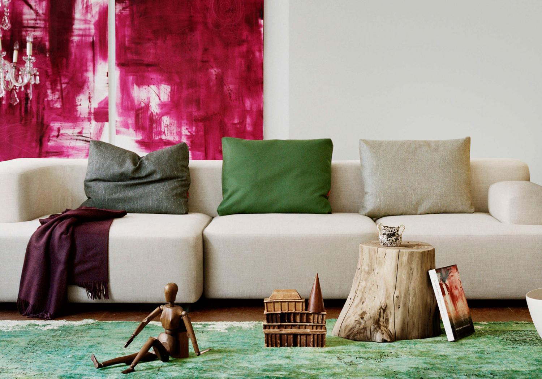Alphabet sofa from Fritz Hansen