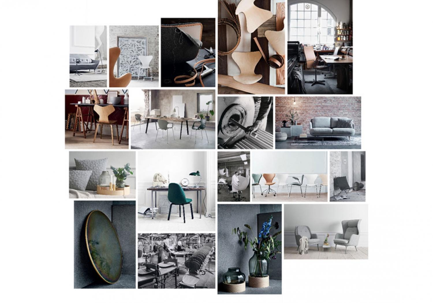 Fritz Hansen Collection 2017