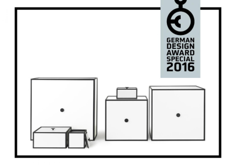 Frame, By Lassen German Design Award 2016