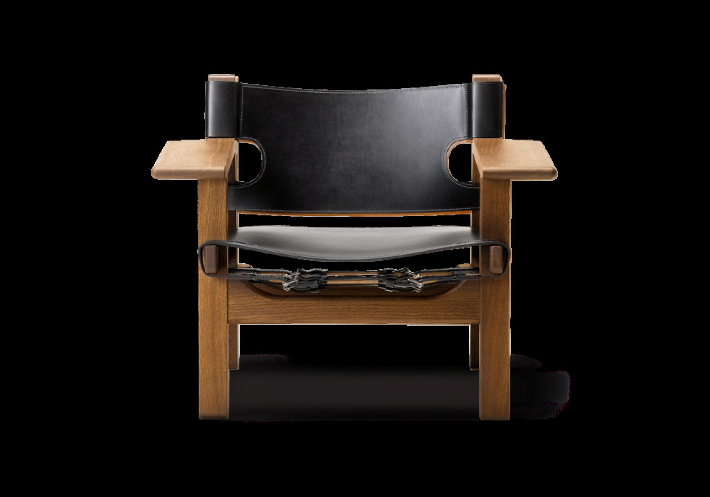 The Spanish Chair | Borge Mogensen