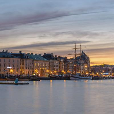 holm° is reading Swiss Magazine's take on Stockholm: Stockholm - paradise on 14 islands
