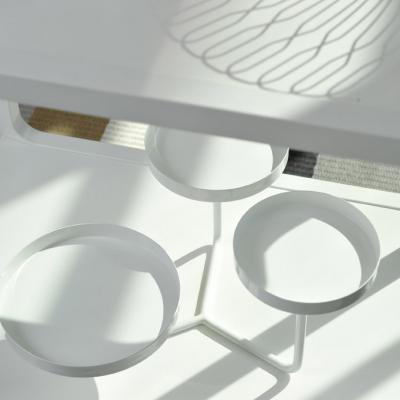 Swedese / Asplund - Tea Time tea trolley by Claesson Koivisto Rune / Cookie etagere by Stina Sandwall