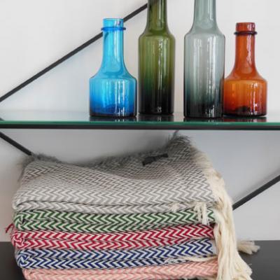 Create an inspiring dining room: Mandal Veveri / Holmegaard / Fritz Hansen / MA/U Studio / Fredericia